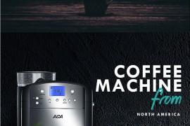 【京东包邮】给小资的你一个享受与星巴克一样的体验——带磨豆的咖啡机,好货不贵哟~