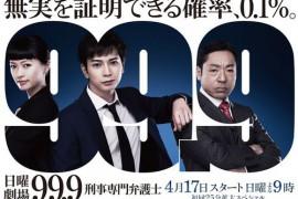 日本电视剧99.9-刑事专业律师第1季和第2季介绍