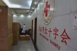 武汉红十字会背后:12名员工 月均工资福利2.3万