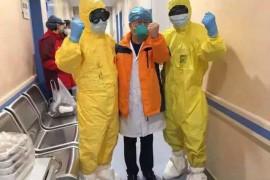 脱下防护服,杭州90后护士浑身是血!这6天,他们是生死之交