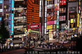 图片:日本新增确诊数破百 市民因谨慎防备