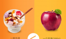 三昌 酸奶果粒水果坚果麦片 即食燕麦片 代餐燕麦营养早餐食谷物冲饮干吃零食燕脆麦400g 酸奶水果2袋装