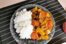 牛肉咖喱饭的做法步骤