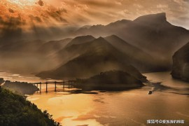 三峡之秋,完全不输日本的红叶季,手把手教你吊打票圈!