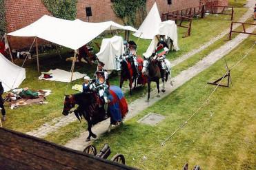 波兰旅遊 马尔堡围城战庆典