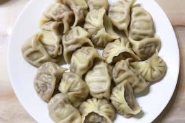 牛肉手工水饺的做法步骤