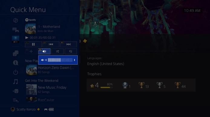 PS4 5.50 Beta 新功能 USB自定背景+游玩时间监控+PS4 Pro「超级采样」提升画质第8张-无忧岛网