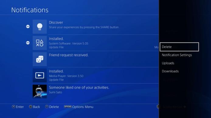 PS4 5.50 Beta 新功能 USB自定背景+游玩时间监控+PS4 Pro「超级采样」提升画质第9张-无忧岛网