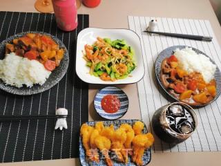 牛肉咖喱饭的做法步骤 家常菜谱 第7张